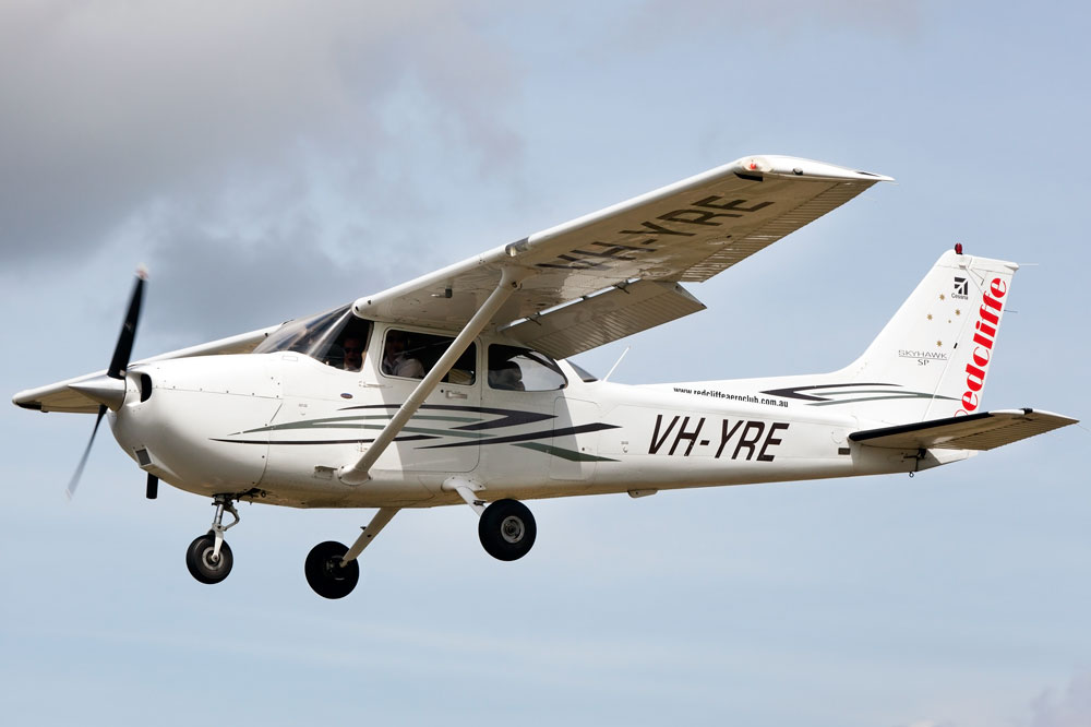 how to fly a cessna 172 g1000