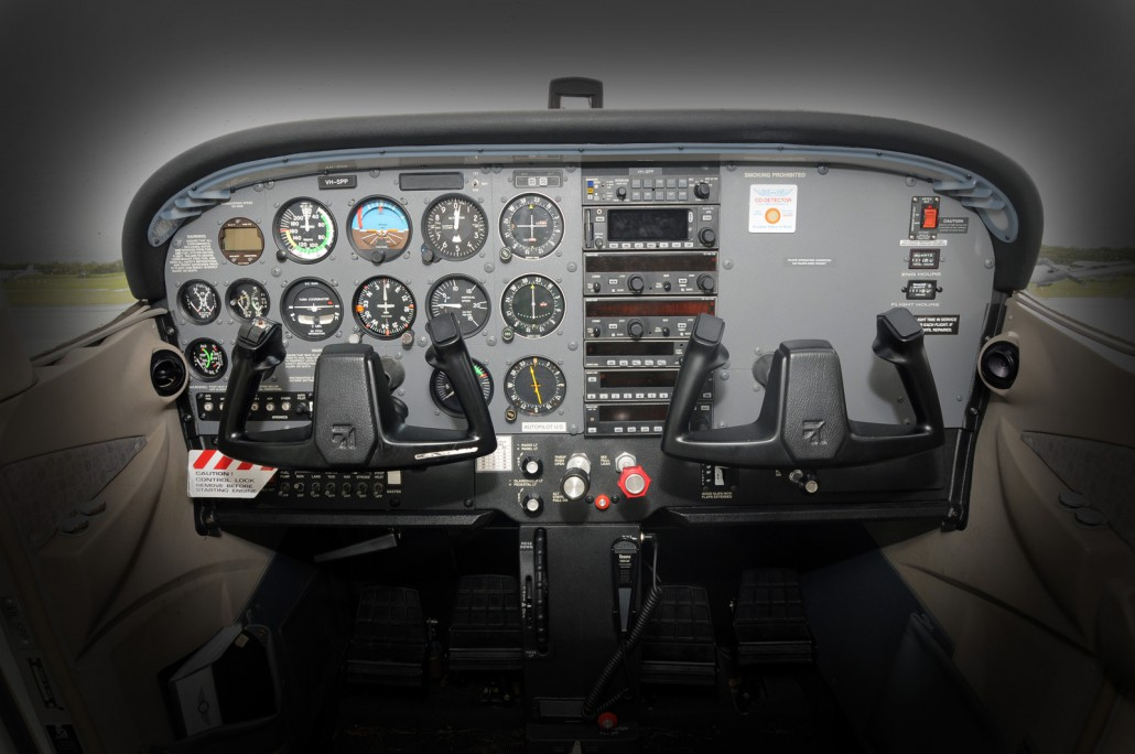 Cessna 172-SP (VH-RAQ, VH-SPP) - Redcliffe Aero Club